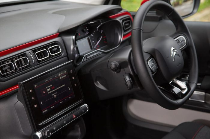 ROAD TESTCitroen C3  Flair - Pure Tech 110November 23rd 2016Photo - Jed Leicester