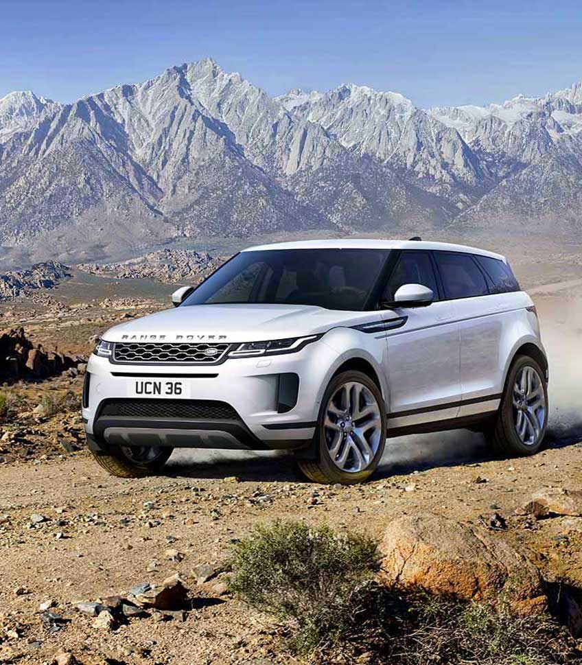 range rover evoque home slide 4