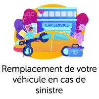remplacement vehicule icon - Home Page
